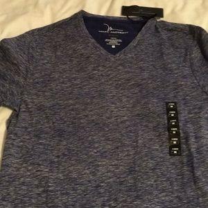 Marc Anthony slim fit v neck dark blue s, m , l